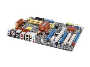ASUS P5E WS Professional LGA 775 Intel X38 ATX Intel Motherboard