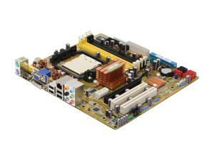 ASUS M3A78-EMH HDMI <GREEN> Micro ATX AMD Motherboard