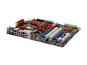 ASUS P5E3 WS PRO LGA 775 Intel X38 ATX Intel Motherboard