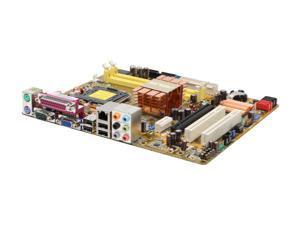ASUS P5KPL-CM Micro ATX Intel Motherboard