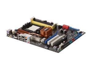 ASUS M3N72-D ATX AMD Motherboard