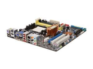 ASUS M3A78-EM Micro ATX AMD Motherboard