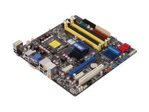 ASUS P5Q-EM Micro ATX Intel Motherboard