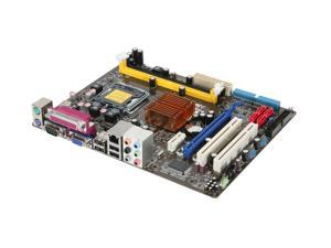 ASUS P5N73-AM Micro ATX Intel Motherboard