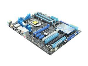 ASUS P7P55D Deluxe ATX Intel Motherboard