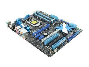 ASUS P7P55D PRO ATX Intel Motherboard