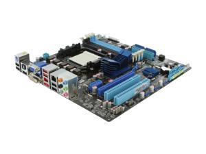 ASUS M4A785TD-M EVO Micro ATX AMD Motherboard