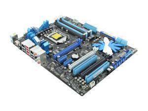 ASUS P7P55D EVO ATX Intel Motherboard