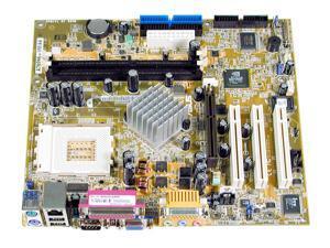 ASUS A7N266-VM Micro ATX AMD Motherboard