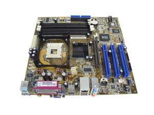 ASUS P4SGX-MX Micro ATX Intel Motherboard