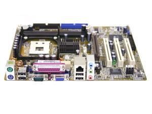 ASUS P4VP-MX Micro ATX Intel Motherboard