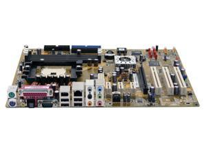 ASUS K8N4-E DELUXE ATX AMD Motherboard