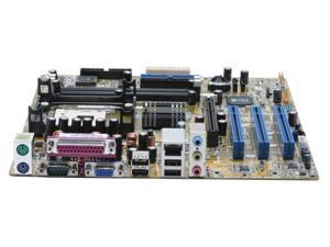 ASUS P4S8X-MX Micro ATX Intel Motherboard