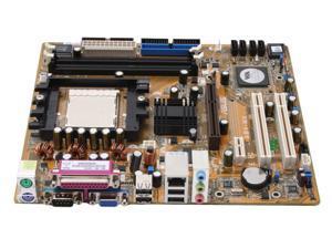 ASUS A8V-MX Micro ATX AMD Motherboard