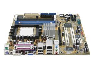 ASUS A8N-VM CSM Micro ATX AMD Motherboard