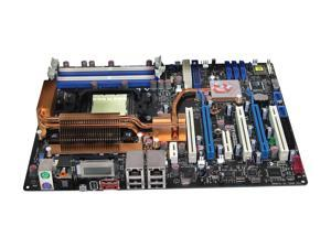 ASUS CROSSHAIR AM2 NVIDIA nForce 590 SLI MCP ATX AMD Motherboard