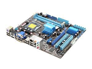 ASUS P5G43T-M Pro Micro ATX Intel Motherboard