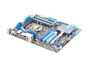 ASUS P7P55D-E Premium LGA 1156 Intel P55 SATA 6Gb/s  USB 3.0 Intel Motherboard