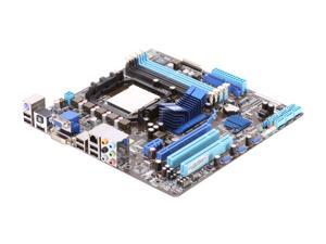 ASUS M4A785T-M Micro ATX AMD Motherboard