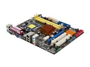 ASUS P5KPL-AM EPU Micro ATX Intel Motherboard