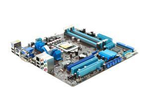 ASUS P7H55-M PRO Micro ATX Intel Motherboard