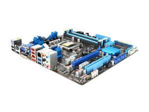 ASUS P7H55D-M EVO Micro ATX Intel Motherboard