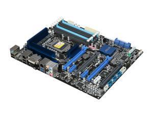 ASUS P7F7-E WS SuperComputer ATX Intel Motherboard