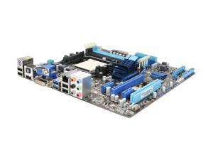 ASUS M4A88T-M Micro ATX AMD Motherboard