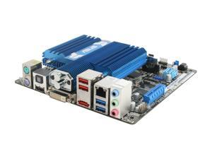ASUS AT5IONT-I Intel Atom D525 (1.8GHz, dual-core) Mini ITX Motherboard/CPU Combo