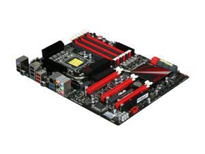 ASUS Rampage III Formula ATX Intel Motherboard