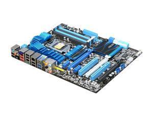 ASUS P8P67 Deluxe ATX Intel Motherboard