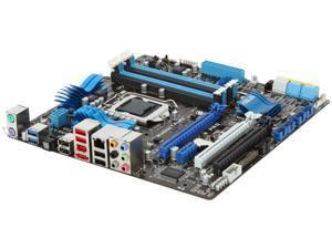 ASUS P8P67-M PRO (REV 3.0) Micro ATX Intel Motherboard