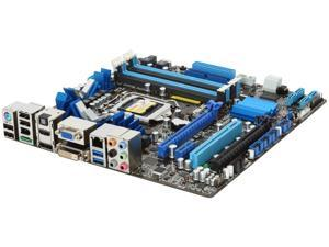 ASUS P8H67-M EVO (REV 3.0) Micro ATX Intel Motherboard with UEFI BIOS
