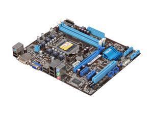 ASUS P8H61-M LE/CSM (REV 3.0) Micro ATX Intel Motherboard
