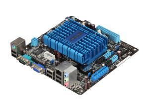 ASUS AT5NM10T-I Intel Atom D525 (1.8GHz, Dual-Core) Mini ITX Motherboard/CPU Combo