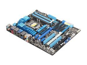 ASUS P8Z68 Deluxe ATX Intel Motherboard with UEFI BIOS