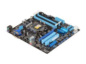 ASUS P8Q67-M DO/CSM (REV 3.0) Micro ATX Intel Motherboard with UEFI BIOS