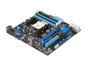ASUS F1A75-M Micro ATX AMD Motherboard with UEFI BIOS