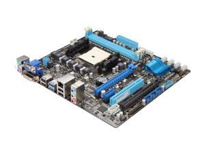 ASUS F1A75-M LE Micro ATX AMD Motherboard with UEFI BIOS