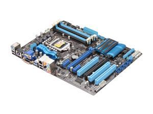 ASUS P8Z68-V LE ATX Intel Motherboard with UEFI BIOS