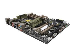 ASUS SABERTOOTH X58 ATX Intel Motherboard