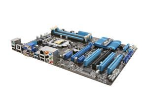 ASUS P8Z68-V LX ATX Intel Motherboard with UEFI BIOS