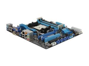 ASUS F1A75-M PRO/CSM Micro ATX AMD Motherboard with UEFI BIOS