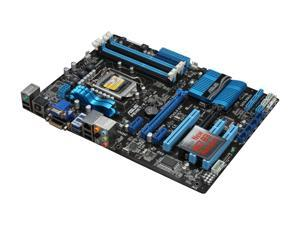 ASUS P8H67-V (REV 3.0) ATX Intel Motherboard with UEFI BIOS