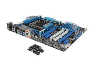 ASUS P9X79 DELUXE ATX Intel Motherboard with UEFI BIOS