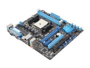ASUS F1A55-M LX PLUS Micro ATX AMD Motherboard