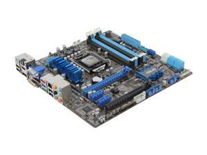 ASUS P8H77-M PRO Micro ATX Intel Motherboard
