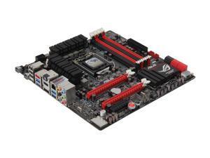 ASUS Maximus V Gene Micro ATX Intel Motherboard
