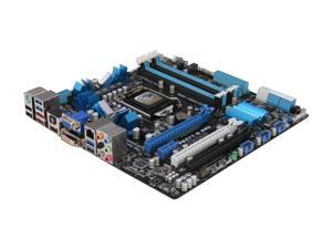 ASUS P8Z77-M PRO Micro ATX Intel Motherboard