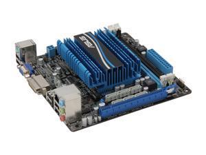 ASUS C60M1-I AMD Fusion APU C-60 (1.0GHz, dual core) Mini ITX Motherboard/CPU Combo